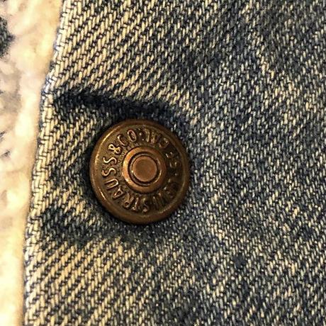 70's  Levi's ボアジャケット