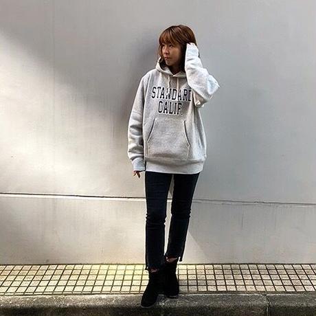『CHAMPION × SD Reverse Weave Hood Sweat』