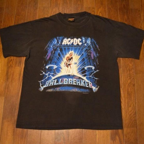 "90's AC/DC ""Ball Breaker"""