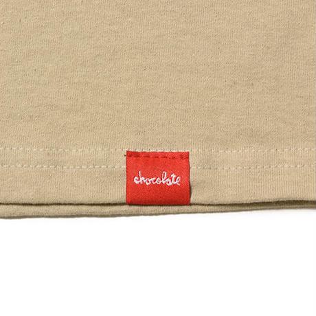 『Chocolate Skateboards × SD CHUNK Logo T』
