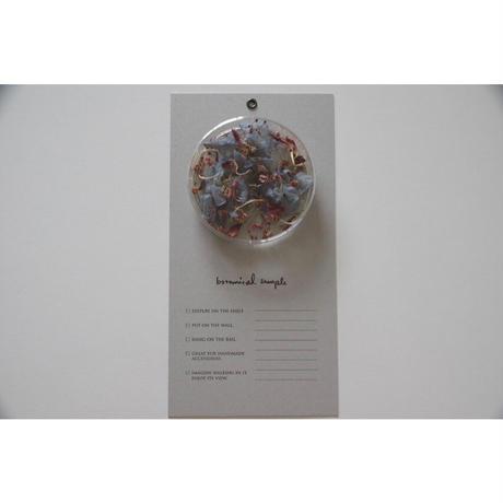 message flower /delphinium ×carnation  A