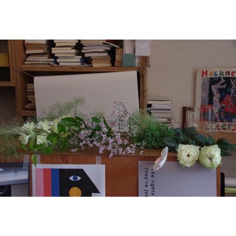 6/26(sat)27(sun)着日限定 お任せ生花の束/fresh flowers