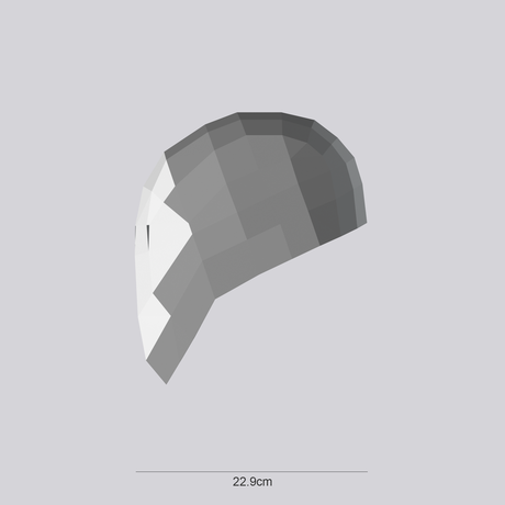 [FREE DOWNLOAD] MECH | Paper Craft Template