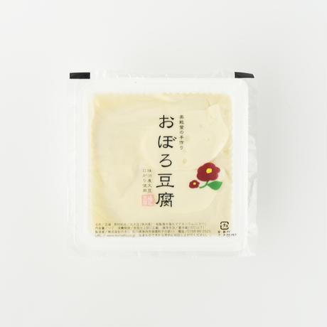 A 大浜大豆の地豆腐 おぼろ堪能セット