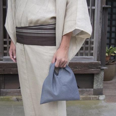 あづま袋 / 無地 焦茶