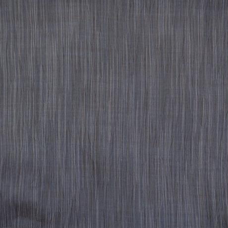 ストール / 雨絣 濃灰
