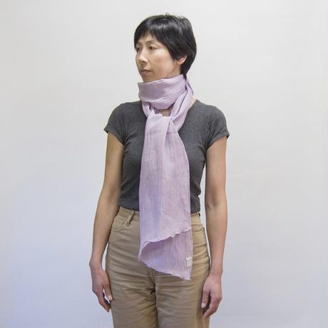 ストール / 万筋 縞 青竹 / XL