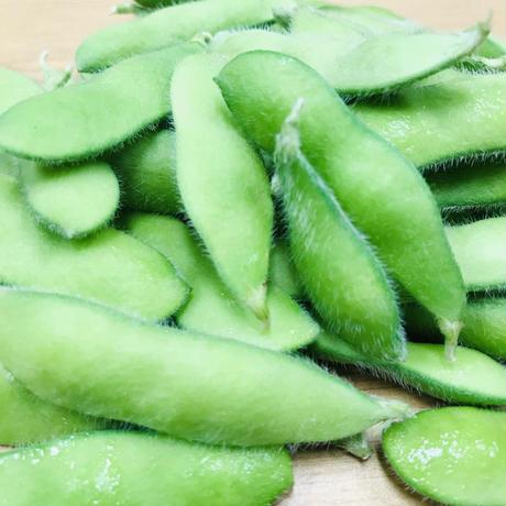 枝豆100g(かまくら農園:船橋市印内)