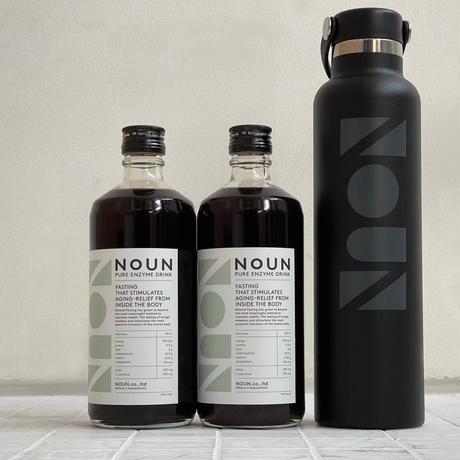 3日間ファスティングコース+NOUN × Hydro Flask HYDRATION(24oz)SET