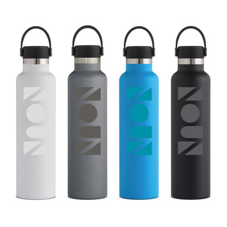 NOUN × Hydro Flask HYDRATION(Stone)