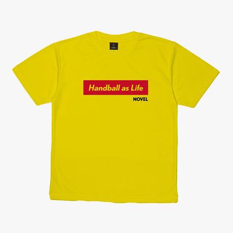 【DRY T-shirt】STD #002[YELLOW]