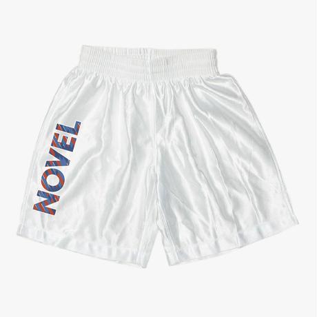 """【Practice-Pants】Logotype """"Altemis""""[WHITE]"""