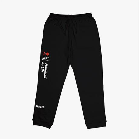 【Sweat-Pants】STD #001[BLACK]