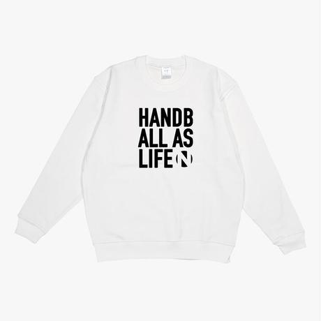【Sweat-Shirts】STD #002[WHITE]