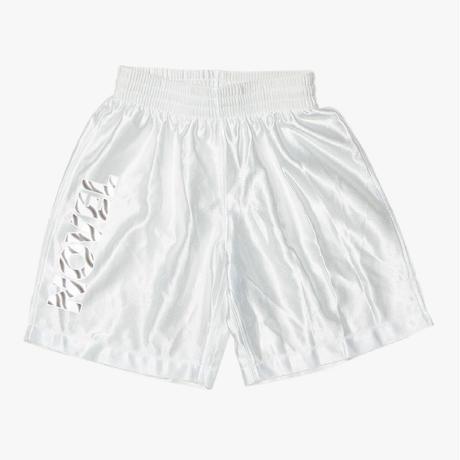"""【Practice-Pants】Logotype """"Dark Matter""""[WHITE]"""