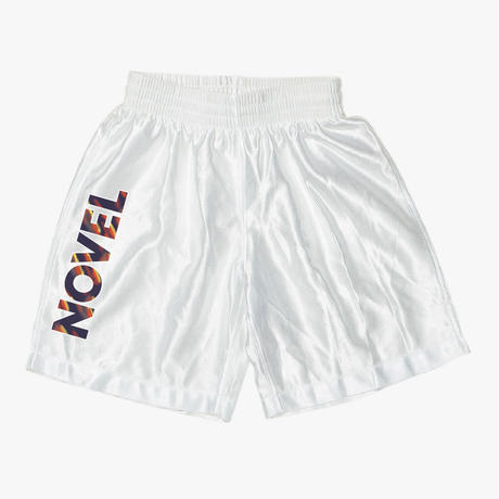 """【Practice-Pants】Logotype """"13 Seconds Later""""[WHITE]"""