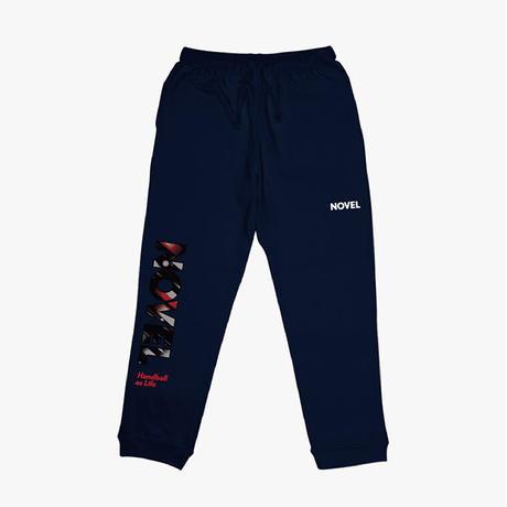 """【Sweat-Pants】Logotype-T """"TO BEYOND""""[NAVY]"""