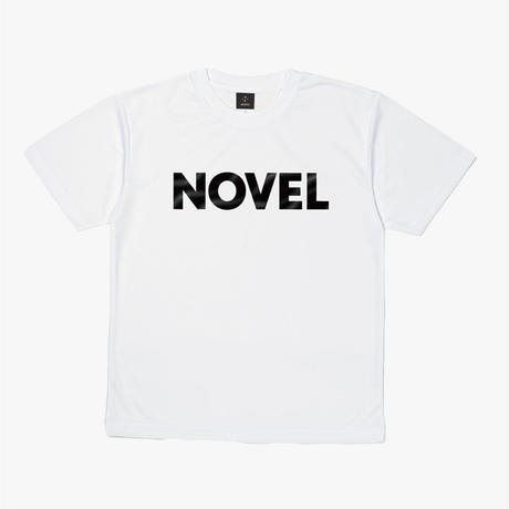 """【DRY T-shirt】Logotype-T """"Dark Matter""""[WHITE]"""