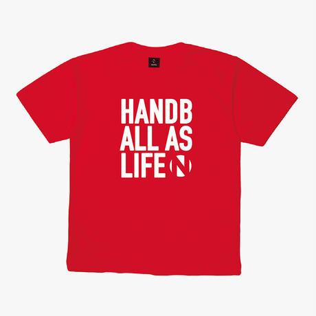 【DRY T-shirt】STD #005[RED]