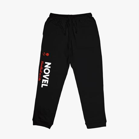 【Sweat-Pants】STD #002[BLACK]