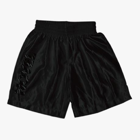 """【Practice-Pants】Logotype """"Dark Matter""""[BLACK]"""