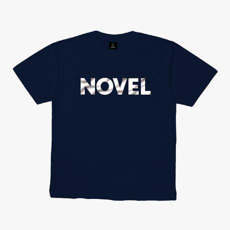 """【DRY T-shirt】Logotype-T """"Dark Matter""""[NAVY]"""