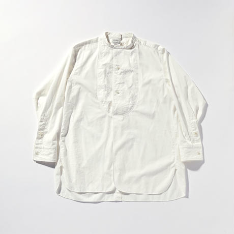 STARCHED BOTHAM DRESS SHIRT【WOMENS】