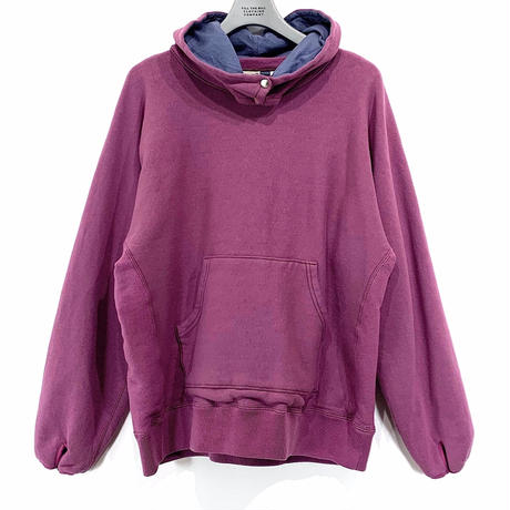 AFTER HOODY REVERSIBLE SWEAT【UNISEX】