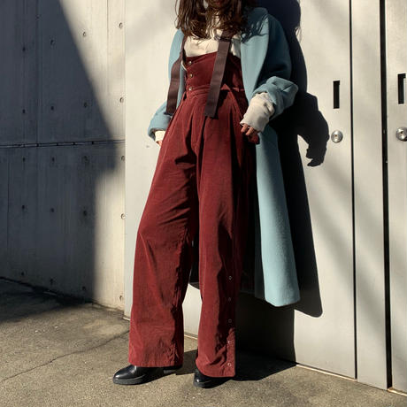 CORDUROY SKI PANTS【WOMENS】