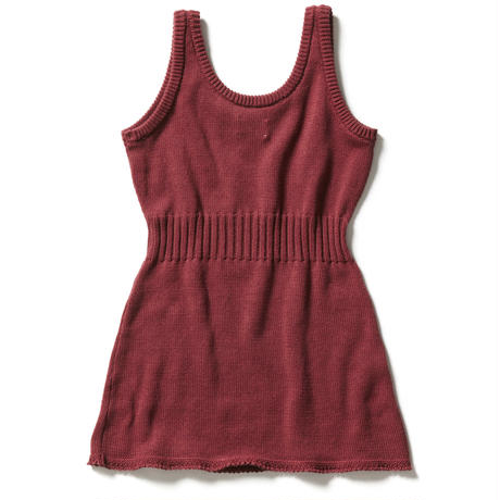 COTTON KNIT CAMISOLE 【WOMENS】