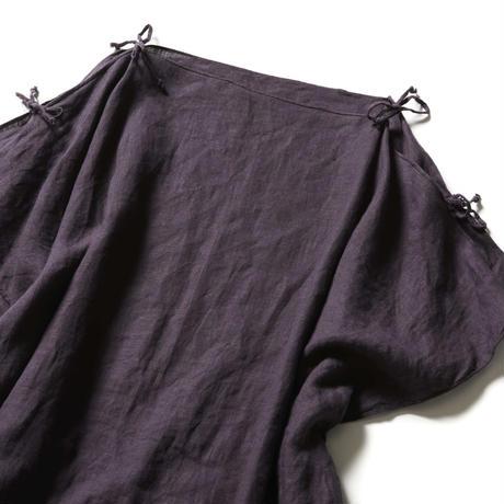 LINEN SACK DRESS 【WOMENS】