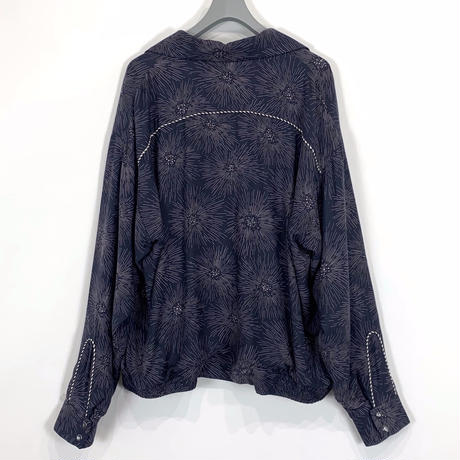 GEOMETRIC WESTERN JACKET【MENS】
