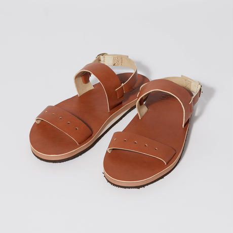 MILITARY LEATHER SANDAL【MENS】
