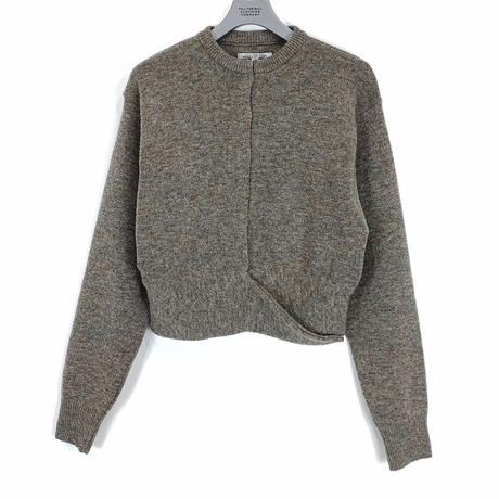 KNIT CACHECOEUR CARDIGAN【WOMENS】