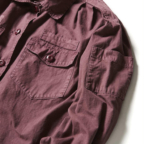 MIL UTILITY SHIRTS  JACKET 【WOMENS】