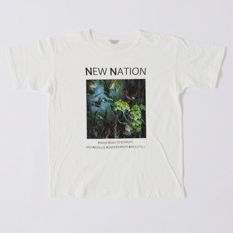 NEW NATION TEE【UNISEX】
