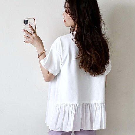 pullover(White)