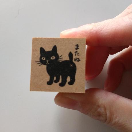 坂本千明スタンプセット(猫3種)