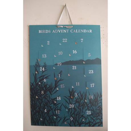 ユカワアツコ :アドベントカレンダー 「水辺」