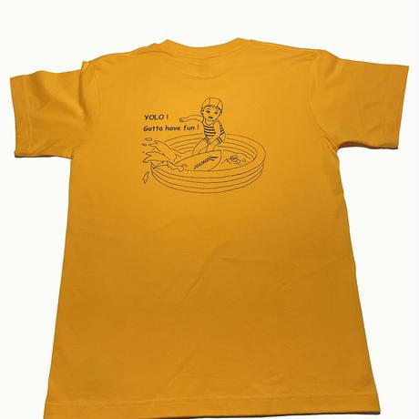 NoweeeオリジナルTシャツ〜surfing〜【全4色】