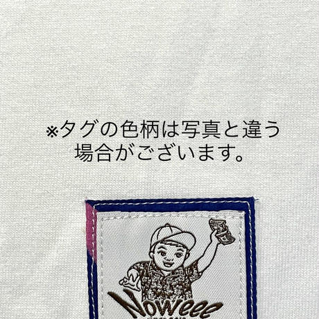 NoweeeオリジナルTシャツ〜DJ〜【ブラック】