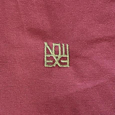 Noweeeポロシャツ【全4色】
