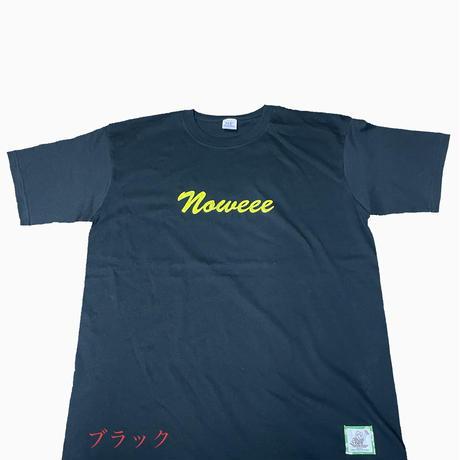 NoweeeオリジナルTシャツ〜Noweeeロゴ①〜【全5色】