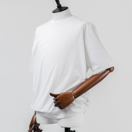 TRATTO [ 31-2211240 ] Primeflex天竺【半袖Tシャツ】- ブラック(19)