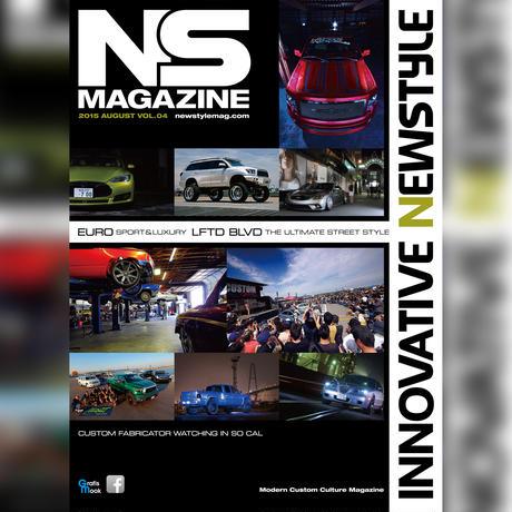 NewStyle MAGAZINE VOL.4