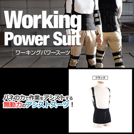 ワーキングパワースーツ AG-010 【ブラック】