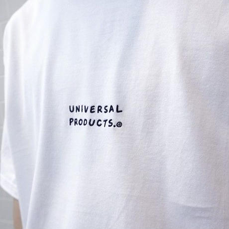 UP+N 20SS TEE(white)