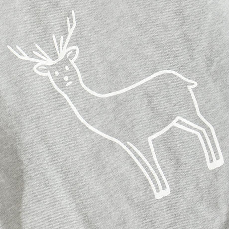 SAFE DEER (sweat/gray)