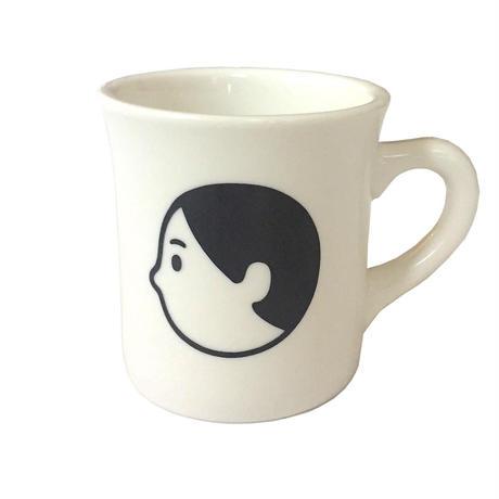 OPEN EYES (diner mug)