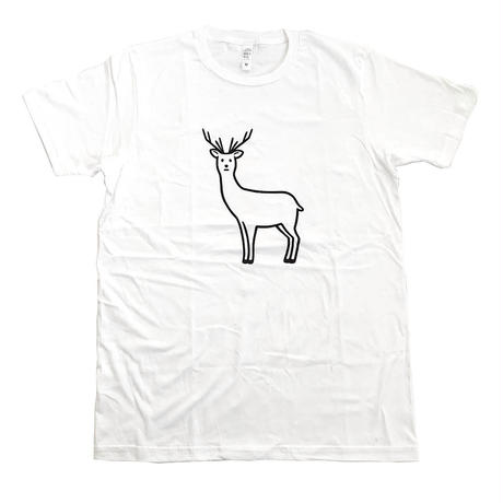 SAFE DEER (white)